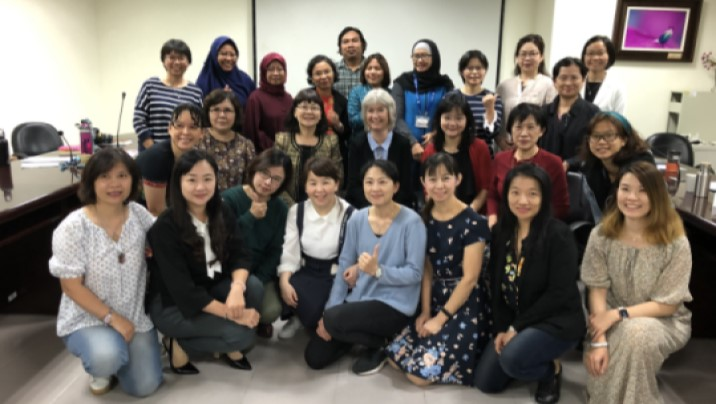 2019/11/28-29 護理學院王秀紅教授邀請Dr. Marianne Baernholdt  (Professor and Associate Dean for Global Initiatives, The University of North Carolina at Chapel Hill)蒞校進行國際學者協同教學演講